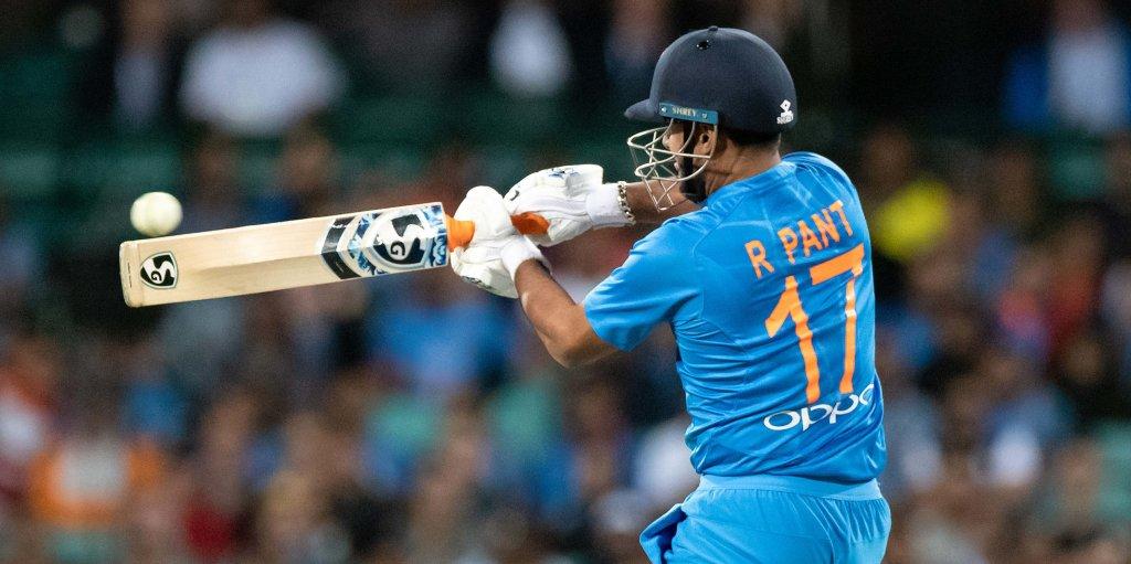Rishabh Pant India Delhi Capitals PA
