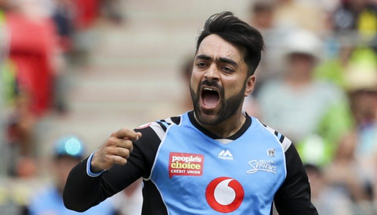 Rashid Khan Adelaide Strikers Sunrisers Hyderabad PA