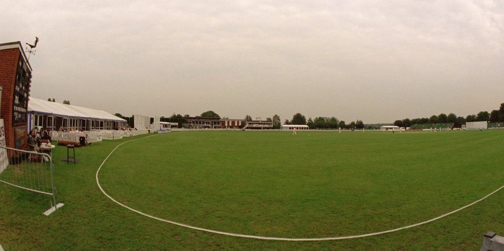 Uxbridge CC club, Middlesex