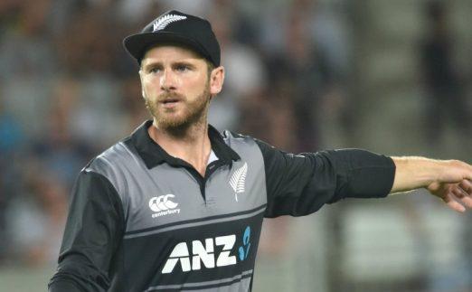 Kane Williamson New Zealand captain PA
