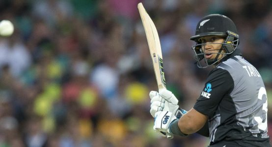 Ross Taylor New Zealand 2018 PA