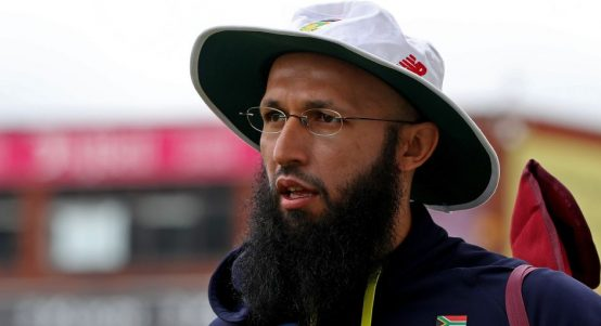 Hashim Amla South Africa 2017 PA