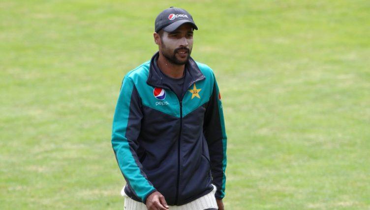 Mohammad Amir Pakistan 2018 PA