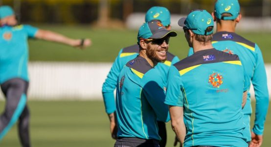 Steve Smith and David Warner Australia