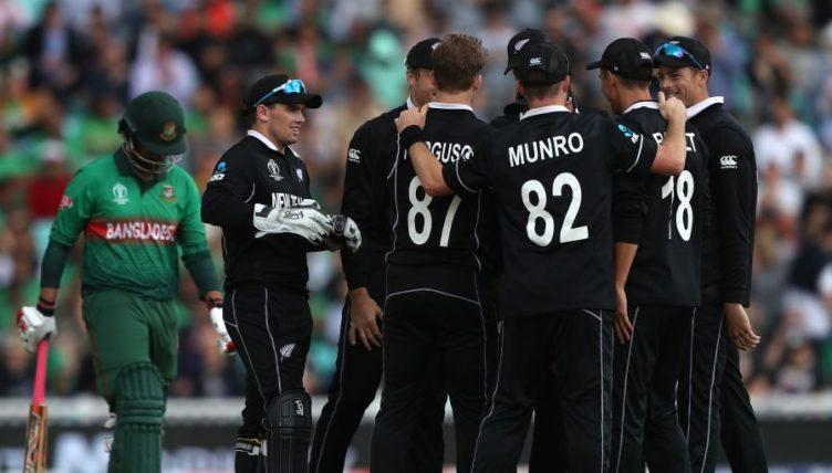 New Zealand celeb Bangladesh World Cup PA