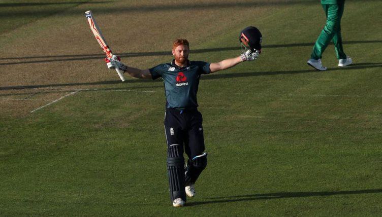 Jonny Bairstow England Pakistan Bristol PA