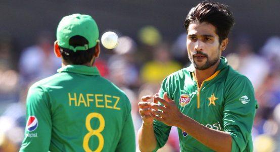 Mohammad Amir Pakistan PA