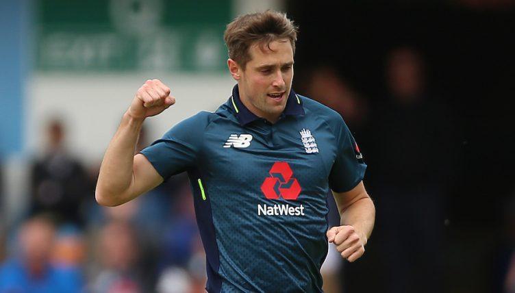 Chris Woakes England PA