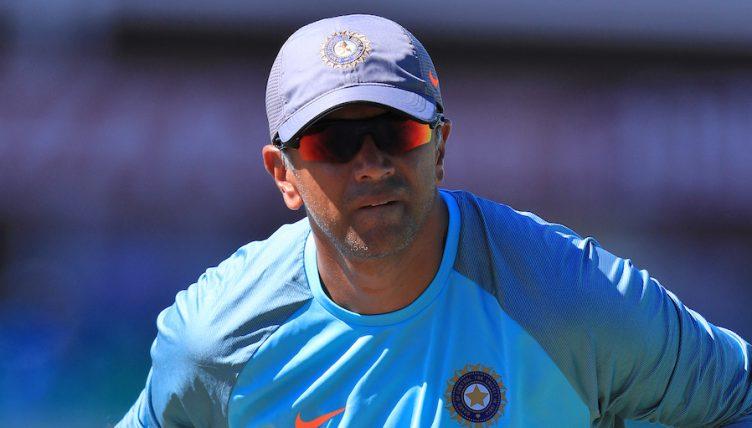 Rahul Dravid India PA