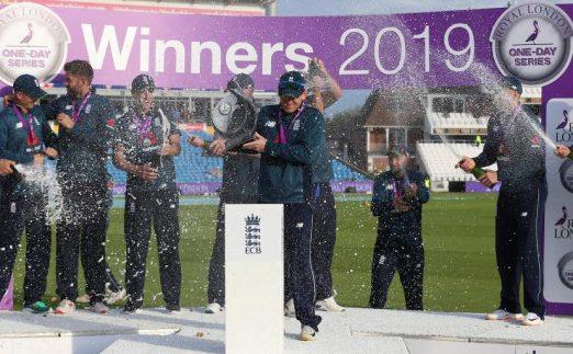 England win ODI series Pakistan PA