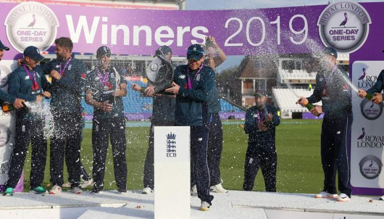 England win ODI series Pakistan PA