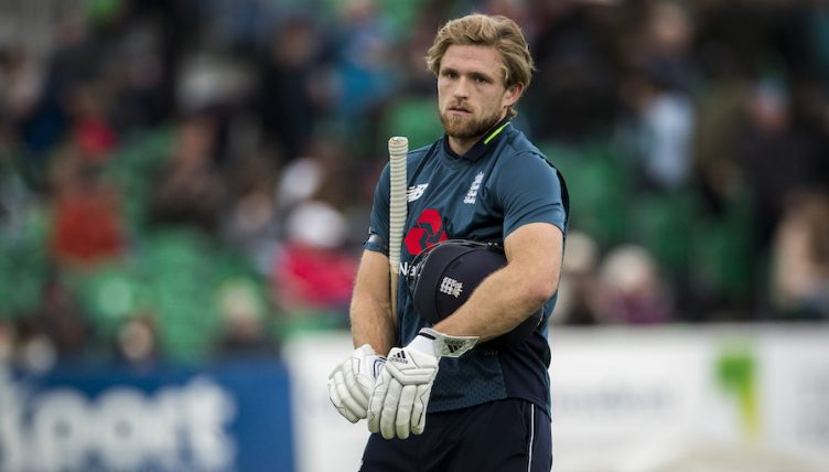 David Willey England PA