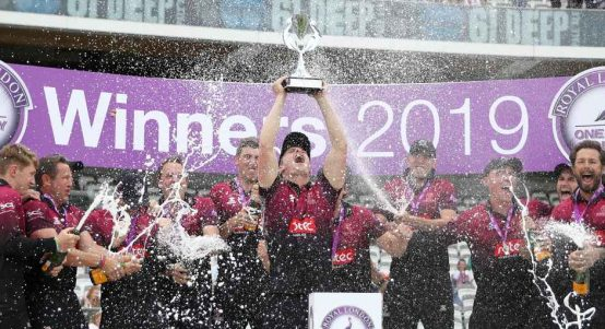 Somerset win 2019 Royal London One-Day Cup PA