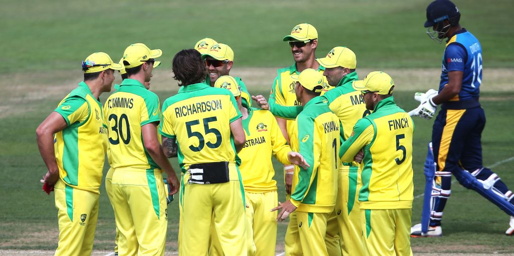 Australia Sri Lanka