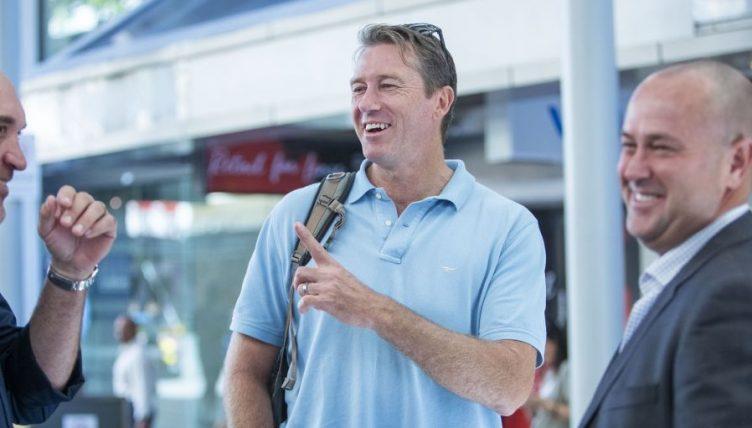 Glenn McGrath Australia