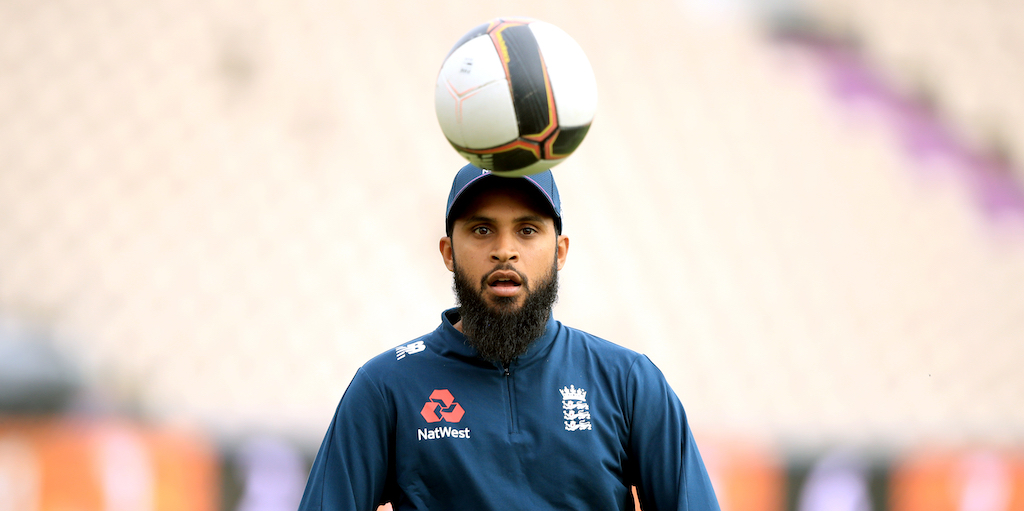 Rashid signs new white-ball Yorkshire contract