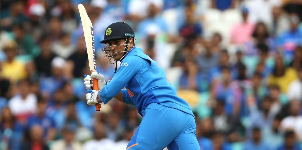 MS Dhoni India World Cup PA