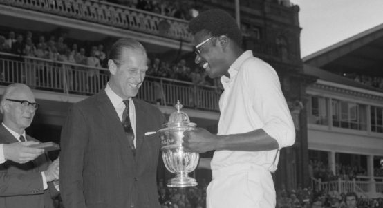 Clive Lloyd 1975 World Cup PA