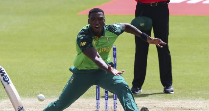 Ngidi injured South Africa PA
