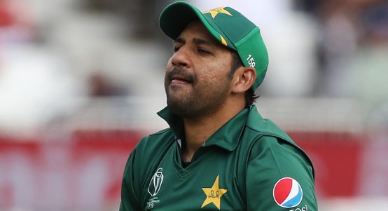 Sarfaraz Ahmed Pakistan PA