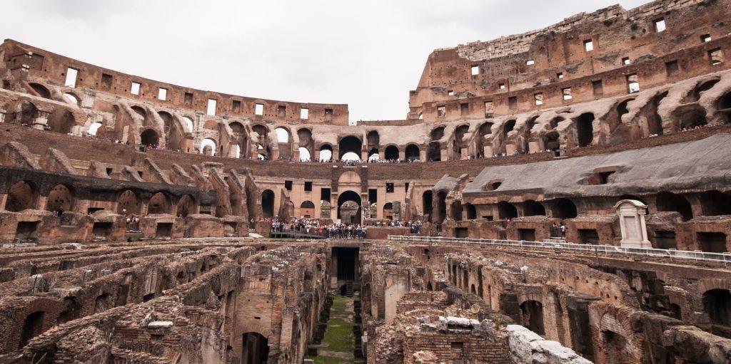 Rome Colosseum PA