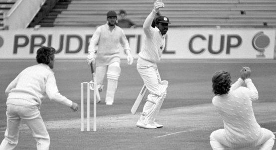 Canada England 1979 Cricket World Cup PA