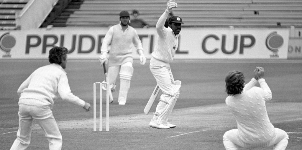 Canada England 1979 Cricket World Cup PA