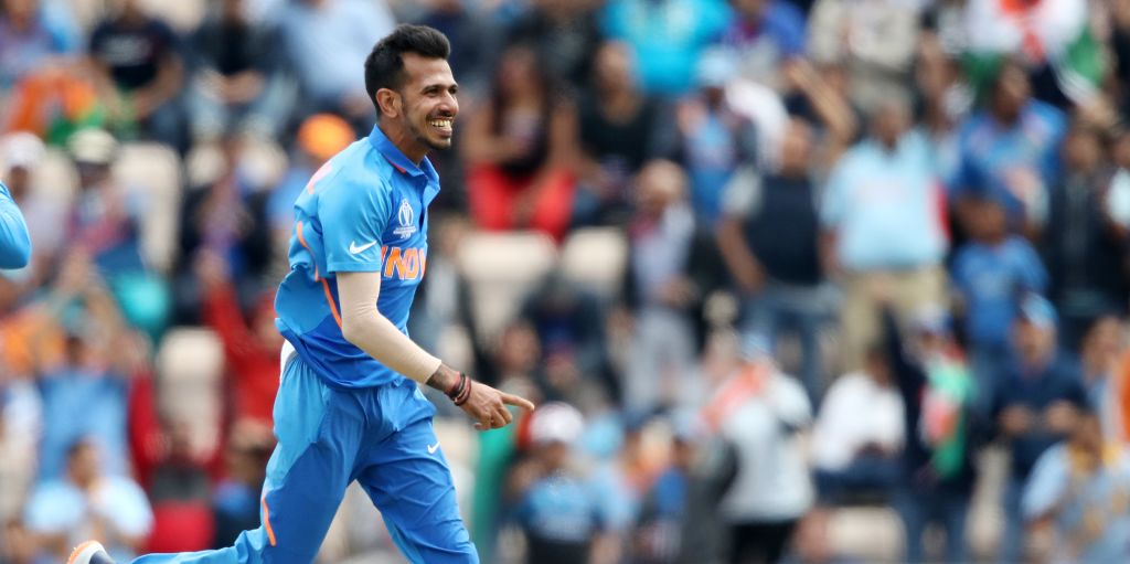 Yuzvendra Chahal India South Africa World Cup PA
