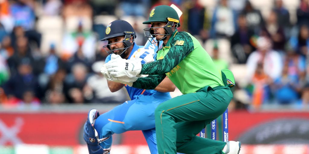 Rohit Sharma India South Africa World Cup PA