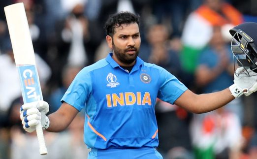 Rohit Sharma India PA
