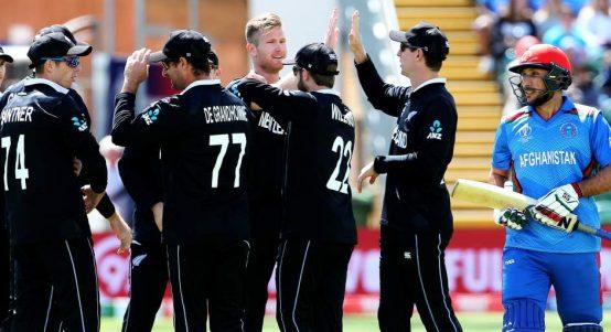 James Neesham New Zealand Afghanistan World Cup PA