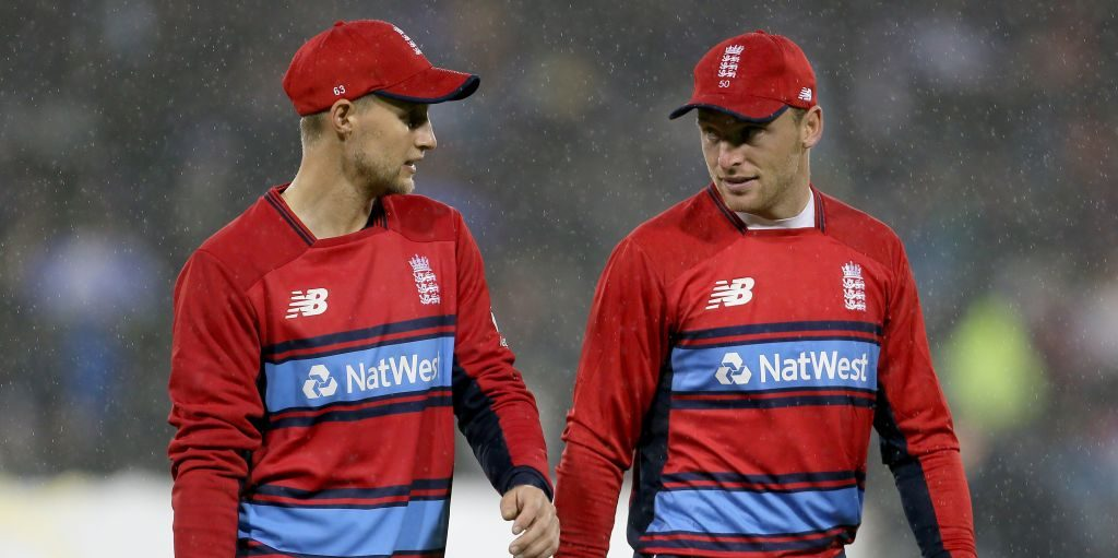 Buttler and Root PA