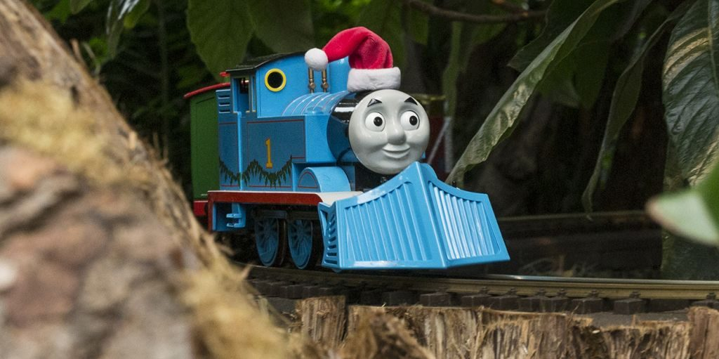 Thomas the Tank Engine PA