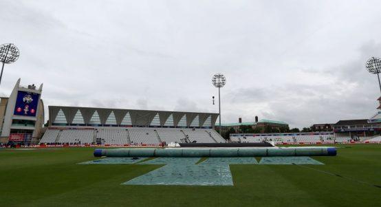 Trent Bridge rain India New Zealand World Cup PA
