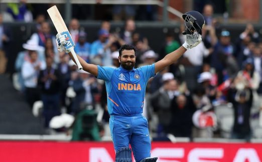 Rohit Sharma India Pakistan World Cup PA