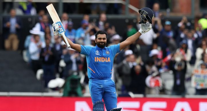 Rohit Sharma India Pakistan World Cup PA