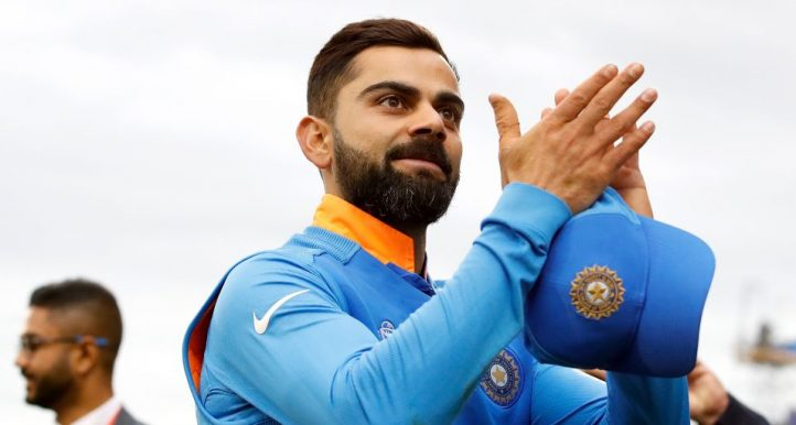 Virat Kohli India Pakistan World Cup PA