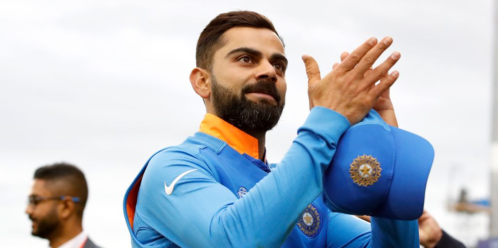 Just another chasing masterclass from Kohli as India make light of stiff target
