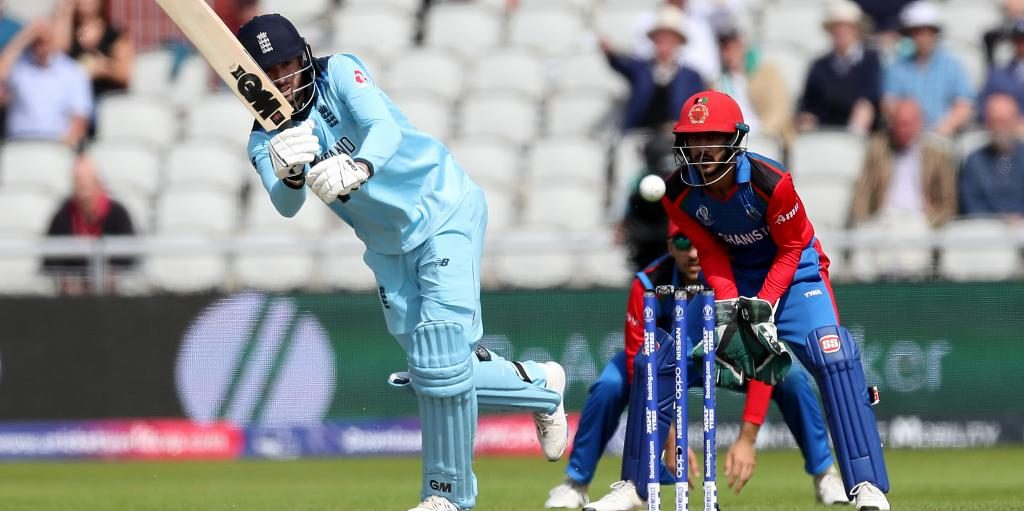 James Vince England Afghanistan World Cup PA