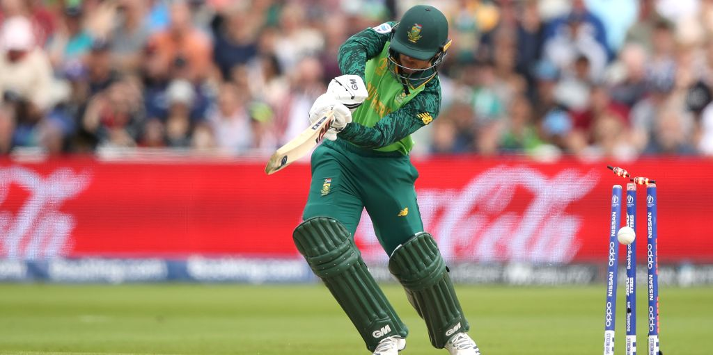Quinton de Kock South Africa New Zealand World Cup PA