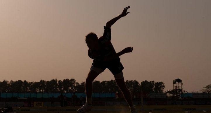 Fast bowler generic PA