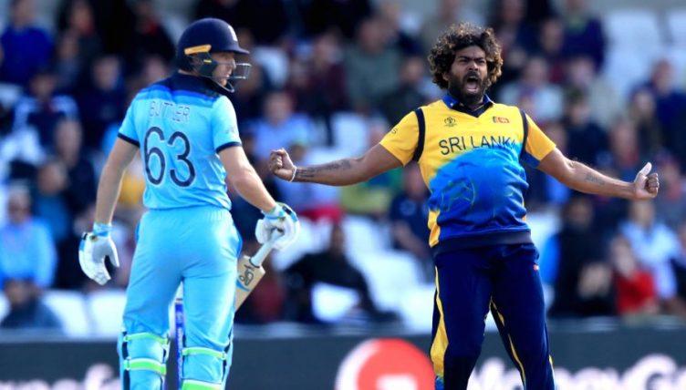 Jos Buttler Lasith Malinga England Sri Lanka World Cup PA