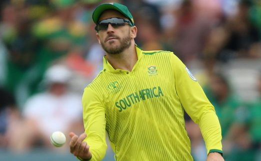 Faf du Plessis South Africa PA