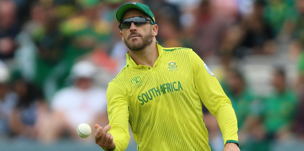 'Frustrated' Du Plessis reacts to South Africa's elimination