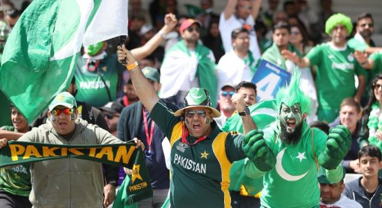Pakistan fans Cricket World Cup Cricket365