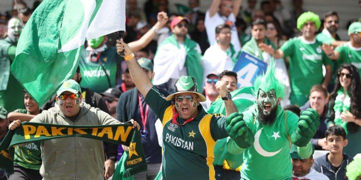 Pakistan fans Cricket World Cup Cricket365