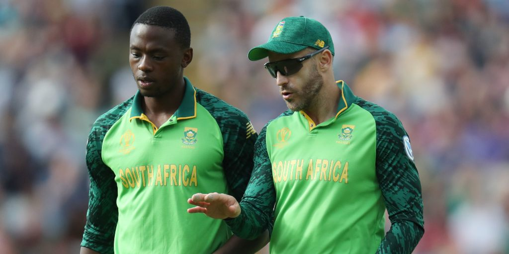 Rabada reacts to South Africa's 'disappointing' World Cup exit