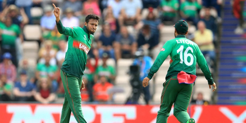 Shakib does the damage as Bangladesh beat Afghanistan