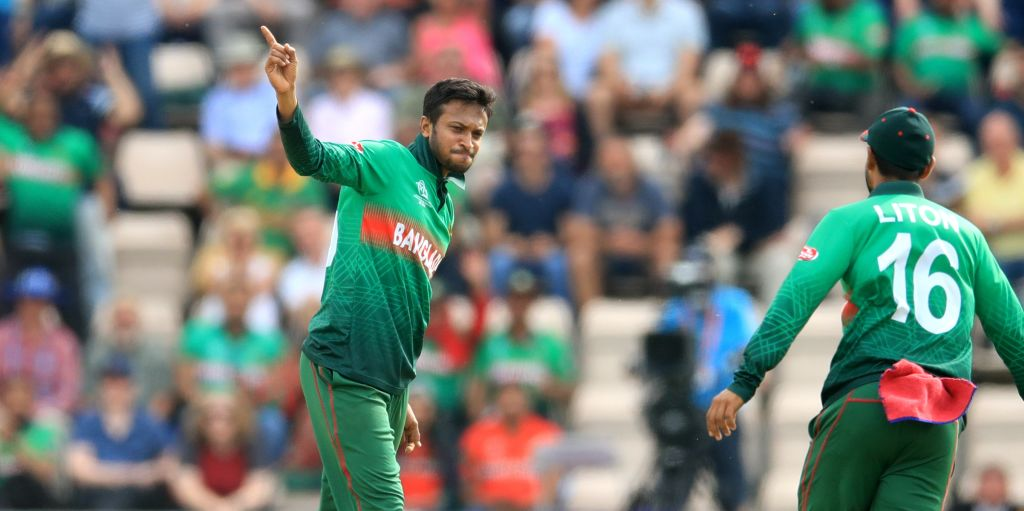 """Shakib relishing crucial clash with """"top side"""" India"""