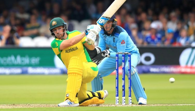 Aaron Finch England Australia World Cup PA